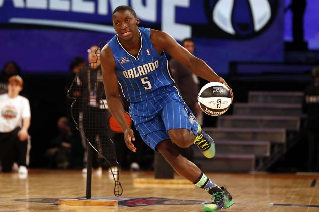 Al Harrington Says Victor Oladipo Will Be a Star
