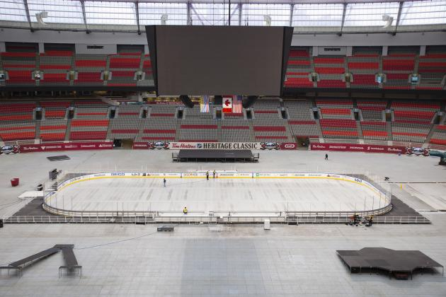 NHL Heritage Classic 2014: Date, Start Time, TV Schedule for Senators vs Canucks