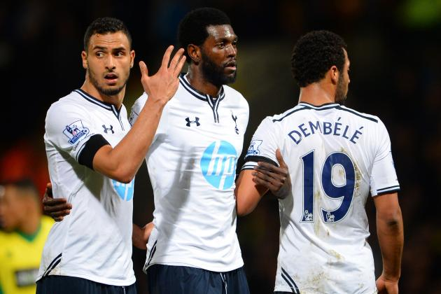 Tottenham Hotspur vs. Dnipro: Europa League Live Score, Highlights, Report