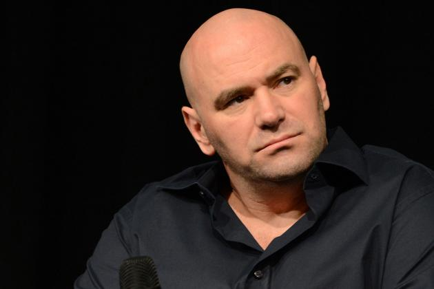 Dana White: TRT 'Ruins Good Fighters'