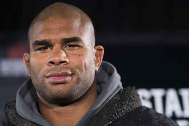 Alistair Overeem Returning to Holland; No Timetable Set on Return