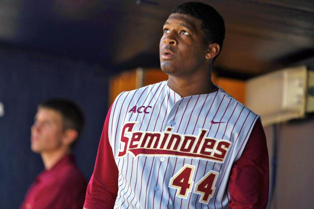 What's FSU's Backup Plan If Jameis Winston Is Injured Playing Baseball?