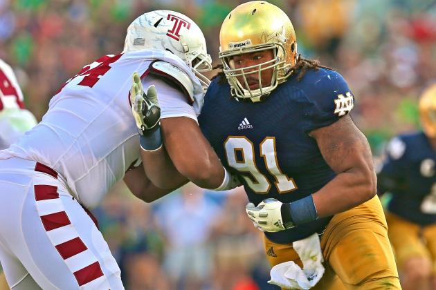 Notre Dame Football: Will 2014 Be Sheldon Day's Year?