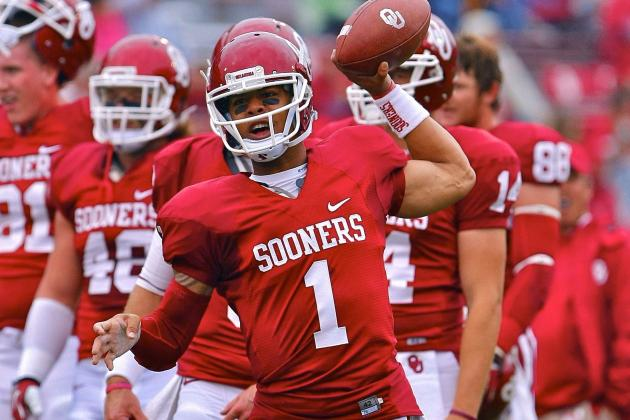 Ex-Oklahoma QB Kendal Thompson Will Transfer to Utah