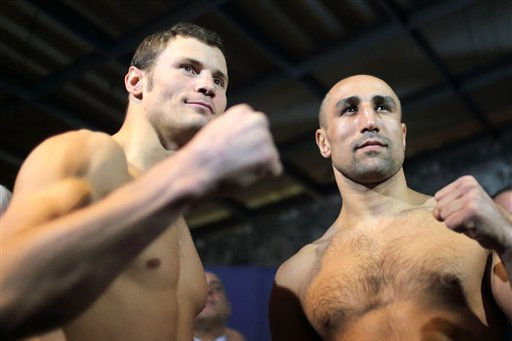 Robert Stieglitz vs. Arthur Abraham: Time, Date, Live Stream, TV Info, More