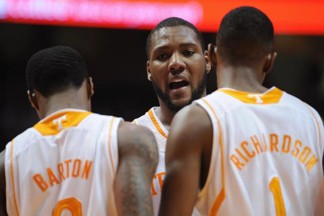 Tennessee Vols Basketball Team Vows Continued Focus