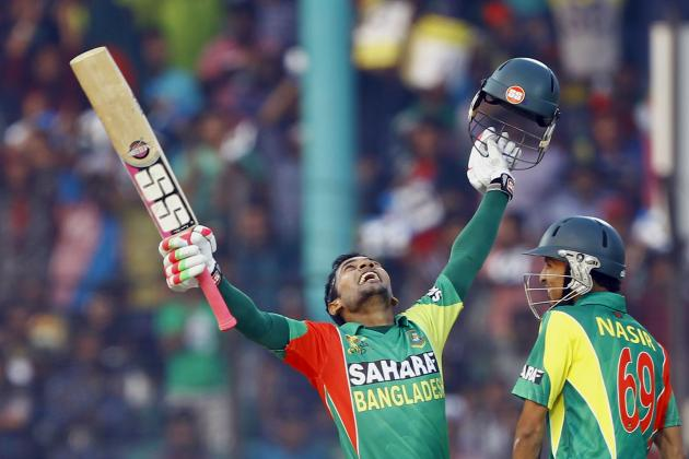 Bangladesh vs. Afghanistan, Asia Cup ODI: Date, Time, TV Info and Preview