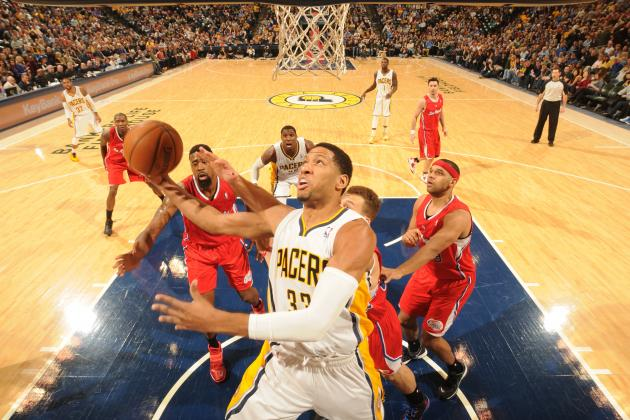Danny Granger Wouldn't Put LA Clippers over the Top, but He'd Help