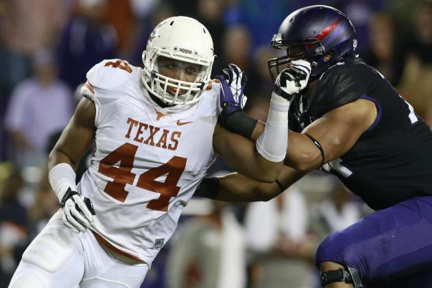 NFL Draft 2014: Intriguing 2nd-Round Prospects Who Possess Star Potential