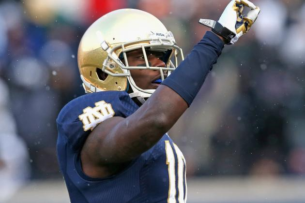 Coping with Suspension, WR Daniels Seeking Return to Notre Dame