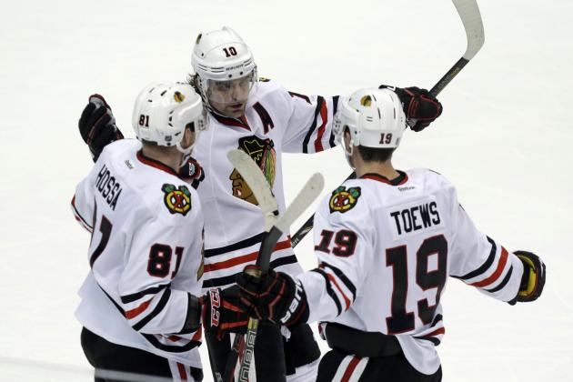 What's at Stake for the Chicago Blackhawks in the Central Division Race?