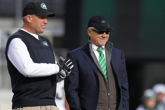 Re-Grading the New York Jets' 2011 NFL Draft Class