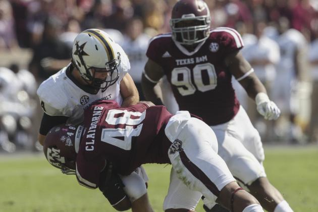 Texas A&M Football: Where Aggies Defense Must Improve This Spring