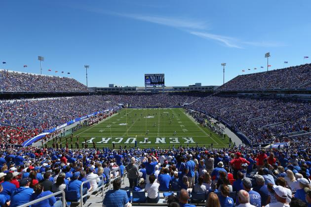 Commonwealth Stadium's Renovation Begins