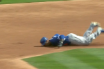 Watch: Carl Crawford's Worst Slide Ever?
