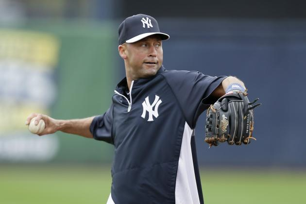 What We Learned About Derek Jeter's Comeback in Spring Training Debut