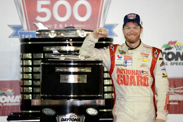 How Has 2014 Daytona 500 Win Changed Expectations for Dale Earnhardt Jr?