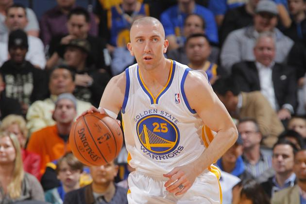 Steve Blake Should Allow Golden State Warriors, Stephen Curry to Thrive