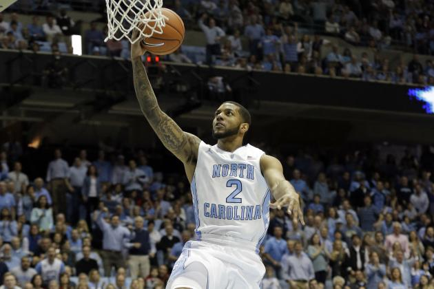 UNC Basketball: Why Leslie McDonald Will Be 'Heel's Biggest Postseason X-Factor