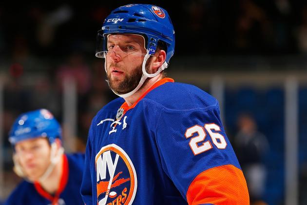 NHL Trade Rumors: Thomas Vanek, Martin St. Louis and Latest Deadline Buzz