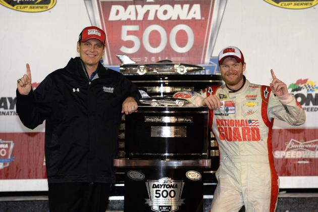 Where Does Dale Earnhardt Jr. Rank Among Top Drivers After 2014 Daytona 500 Win?
