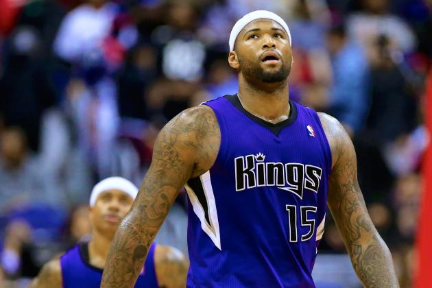 DeMarcus Cousins Suspended 1 Game, Fined $20,000 for Actions vs. Rockets