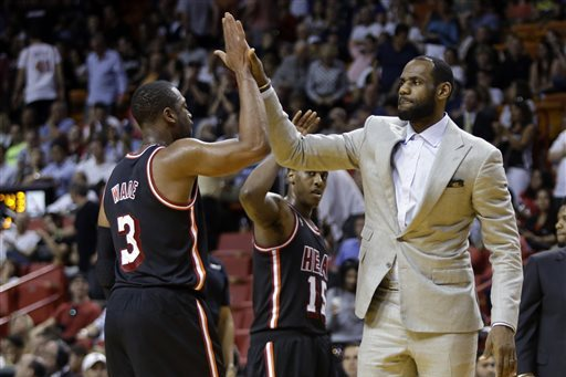 Miami Heat Aren't Under the Radar, They're Flying Over It