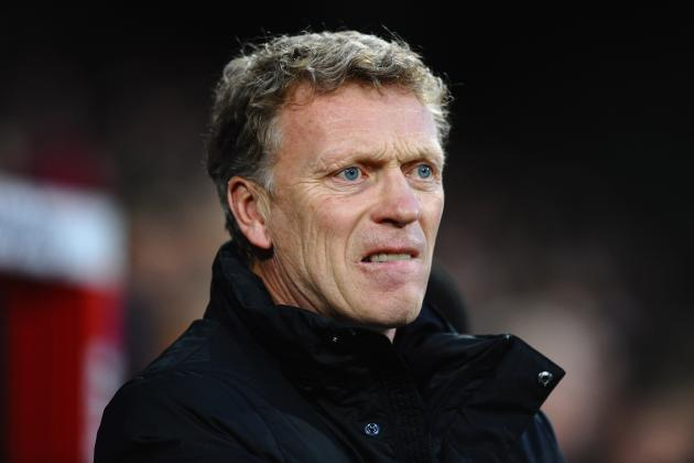 What Does David Moyes Have to Do to Save His Job at Manchester United?