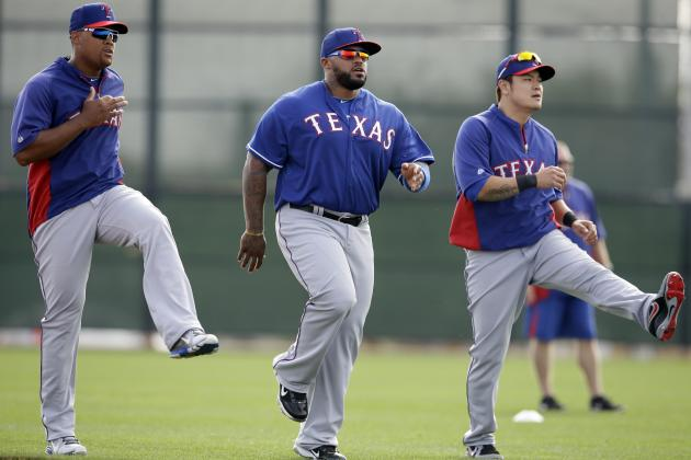 Updates, Takeaways from Prince Fielder and Shin-Soo Choo's Rangers Debuts