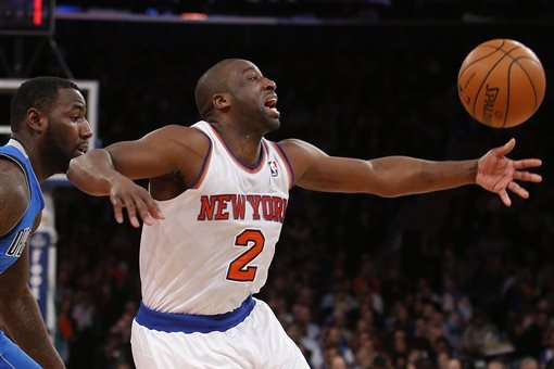 Raymond Felton Reminds Us That He's Not a Distraction