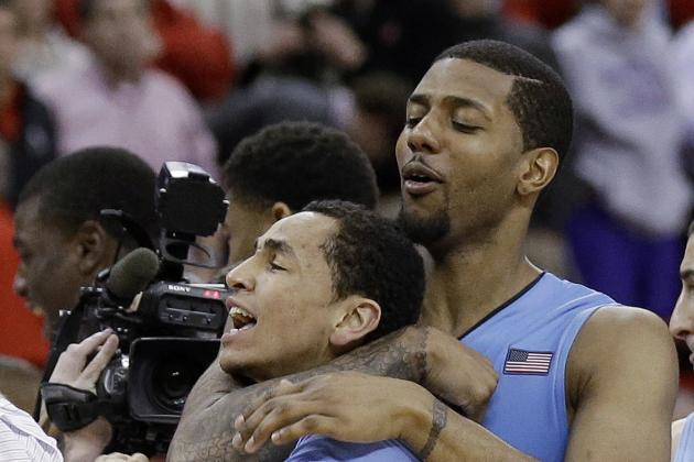 UNC Basketball: How Marcus Paige, Leslie McDonald Have Become a Dominant Duo
