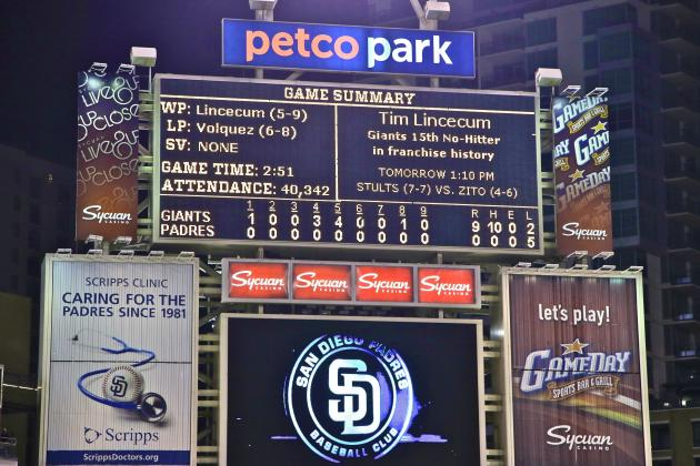 Padres Offer Season Tickets to Anyone Who Can Hit Home Run at Petco Park
