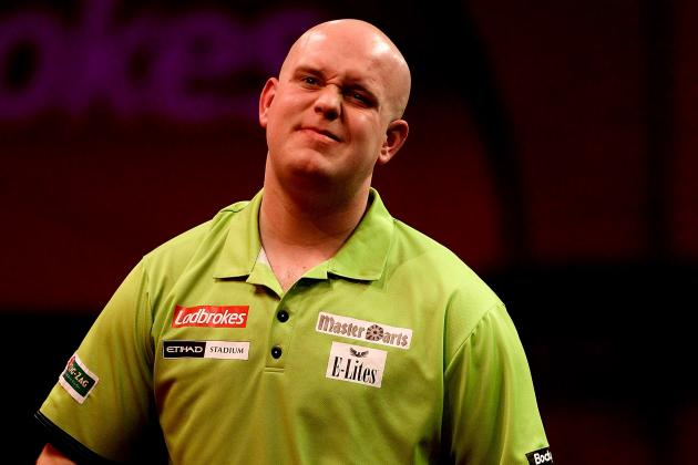 Premier League Darts 2014 Results: Scores and Analysis from Glasgow