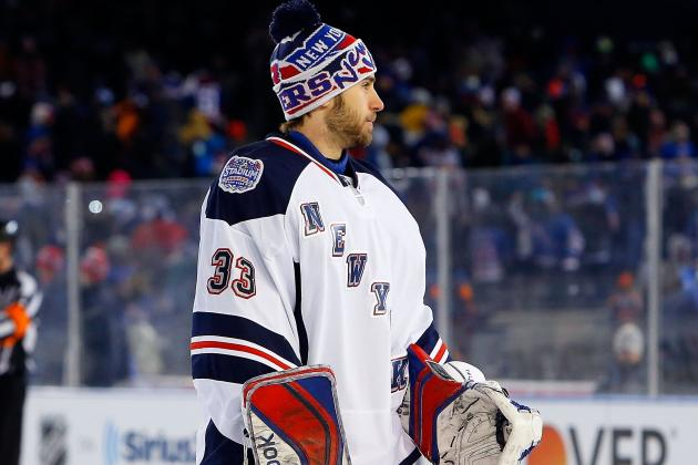 Why Cam Talbot Can Be New York Rangers' Biggest X-Factor During Playoff Push