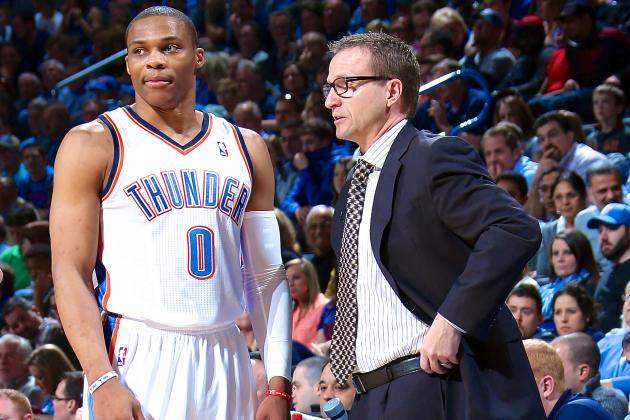 Is Russell Westbook to Blame for OKC Thunder's Mini-Slump?