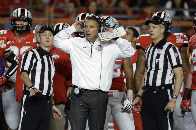 Ohio State Football: Spring Checklist for Urban Meyer, Buckeyes