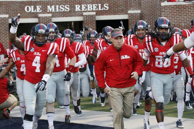 Ole Miss Football: Will Rebels Record 1st 10-Win Season in over a Decade?