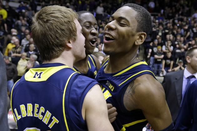 Michigan Basketball: Glenn Robinson III Wreaking Havoc Again in Familiar Role