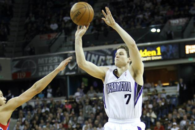 Jimmer Fredette, Chicago Bulls Reportedly Share Mutual Interest in Teaming Up