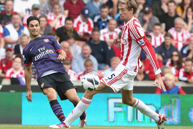 Stoke City vs. Arsenal Premier League Preview: Cue the Battle of the Britannia