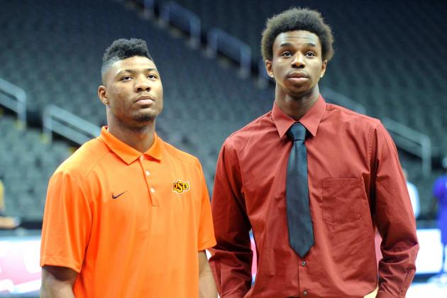 NBA Draft Notebook: Does Andrew Wiggins or Marcus Smart Have to Adjust More?