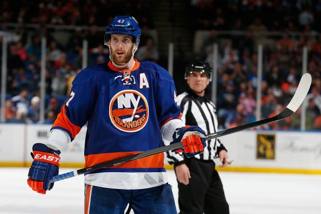 NHL Trade Rumors: Islanders' Andrew MacDonald Attracting Attention