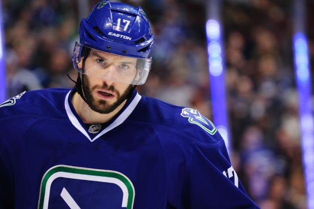 Report: Teams Extending Offers for Kesler, but Asking Price Is High