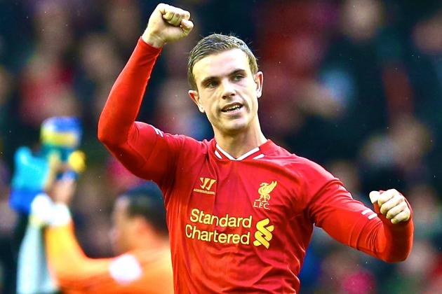 Liverpool's Win over Swansea Could Be the True Birth of Jordan Henderson