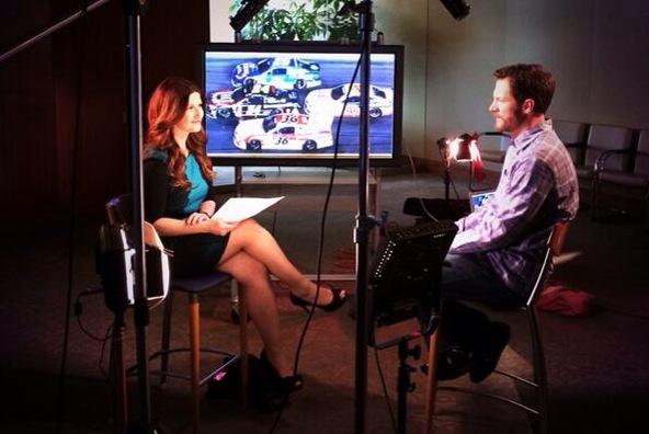 Dale Earnhardt Jr. Discusses Daytona 500 with Rachel Nichols on CNN's Unguarded