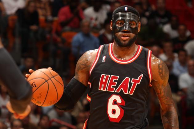 Video: LeBron's Monster Jam vs. Knicks