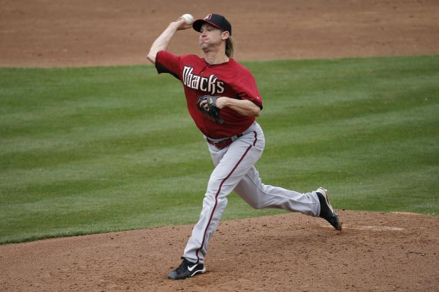 Bronson Arroyo Feels 'Pretty Average' After First Spring Start with D-Backs