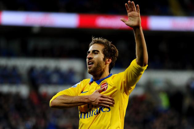 Why Mathieu Flamini Has Been the Revelation for Arsenal This Season