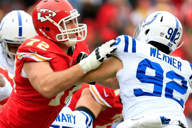 OT Eric Fisher Must Play Like Top Overall Pick for Chiefs to Return to Playoffs