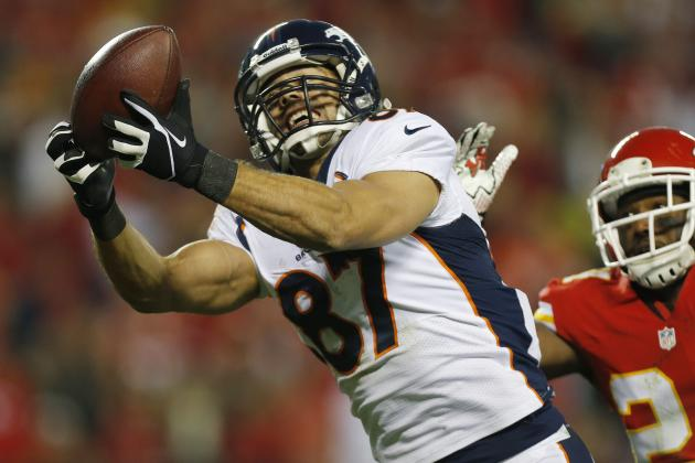 Should the New York Giants Sign Eric Decker in Free Agency?